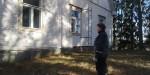 Tilan uusi päärakennus vuodelta1905